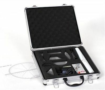 Geometric Laser Optics Kit with Metal Case and Teacher's Guide
