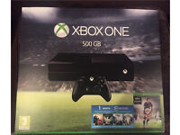 New unopened xBox One FIFA 16