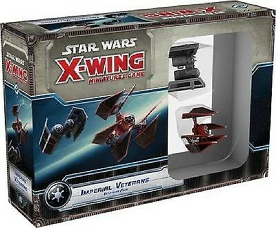 "STAR WARS - X-WING MINIATURES GAME: ""IMPERIAL VETERANS"" EXPANSION"