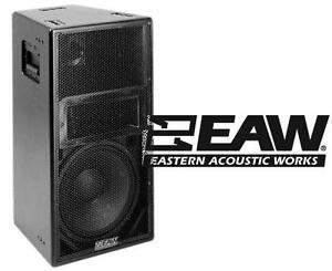 USED EAW KF300E LOUDSPEAKER Musical Instruments  Gear          Pro Audio Equipment          Speaker 107035253