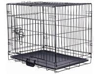 Medium Double Door Pet Cage