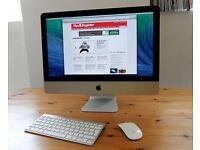 "Apple iMac 2013 late core i5 27"" 3.2Ghz/8Gb/1TB with Apple warranty slim model"