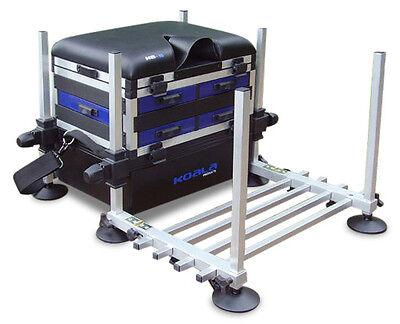 Koala Products® KS5 System 5 Drawer Seat Box & Footplate