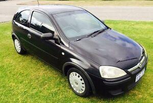 2005 Holden Barina XC (MY04.5) Black 5 Speed Manual Hatchback Maddington Gosnells Area Preview