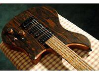 USA Custom Barlow Falcon - High end guitar trades only