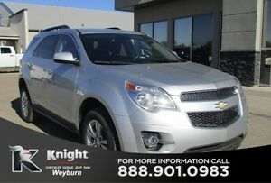 2012 Chevrolet Equinox LT Heated Leather Remote Start 1 Tax