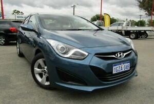 2014 Hyundai i40 VF2 Active Blue 6 Speed Sports Automatic Sedan Bellevue Swan Area Preview