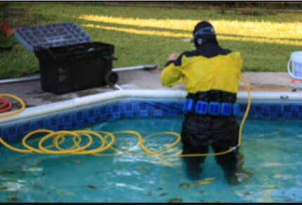 Pool Cleaner + Pump Repairer  Newport Pittwater Area Preview