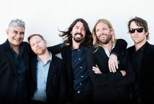 Foo Fighters @ Rogers Centre July 12 2018 - Hard Tickets