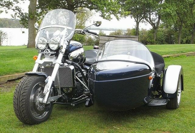 Triumph Rocket 3 Classic Sidecar In Takeley Hertfordshire Gumtree
