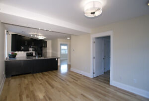 2 bedroom apartment, bright and modern