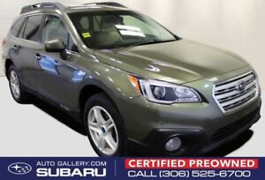 2015 Subaru Outback 2.5I | FULL TIME ALL WHEEL DRIVE | FULLY LOA