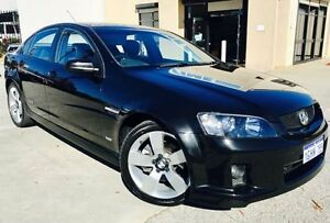 2010 Holden Commodore VE II SS-V Black 6 Speed Manual Sedan Beckenham Gosnells Area Preview