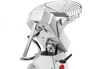 Teigknetmaschine Rührmaschine Teigrührer Aufklappbar 16Liter/12kg Teig15AK 230V