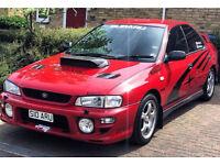 1999 Subaru Impreza Turbo 2000