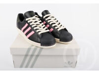 Adidas Originals H78569 2015 Black and Pink Size 8.5