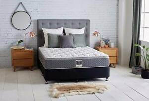 URGENT Brand New King Coil Deluxe Queen Mattress and Base Woolloomooloo Inner Sydney Preview