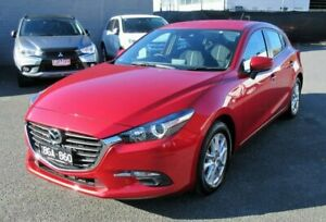 2017 Mazda 3 BN5478 Maxx SKYACTIV-Drive Red 6 Speed Sports Automatic Hatchback Lilydale Yarra Ranges Preview