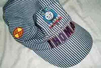 THOMAS THE TANK ENGINEER CAP / HAT- BRAND NEW!