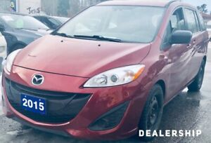 2015 Mazda5,Touring,7 Passenger GS,Touring ,WGN