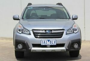 2013 Subaru Outback B5A MY14 2.5i Lineartronic AWD Premium Silver 6 Speed Constant Variable Wagon Berwick Casey Area Preview