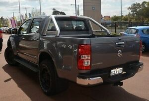2016 Holden Colorado RG MY16 LTZ Crew Cab Grey 6 Speed Sports Automatic Utility Gosnells Gosnells Area Preview