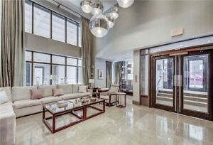 Sun Filled 2 Bed + Den Condo In Downtown Toronto For Sale