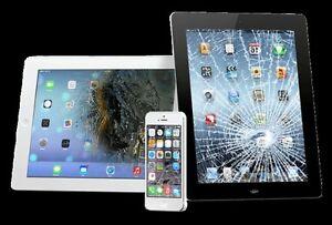 UNIWAY Grande Prairie !!! iPad screen replace, 3 months warranty