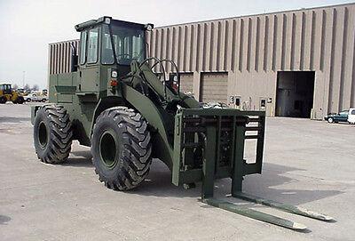 At116412 John Deere 644e Ez Wheel Loader Frame Wiring Harness A1top