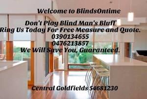 Blockout roller blinds & Canvas awnings, Bendigo. Bendigo Bendigo City Preview