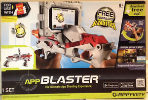 App Blaster - Augmented Reality Gaming