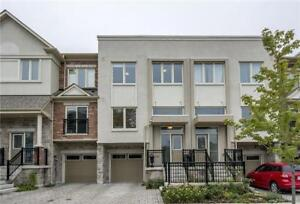 Two Years New Freehold 4 Beds,4 Baths Townhouse Built By Menkes