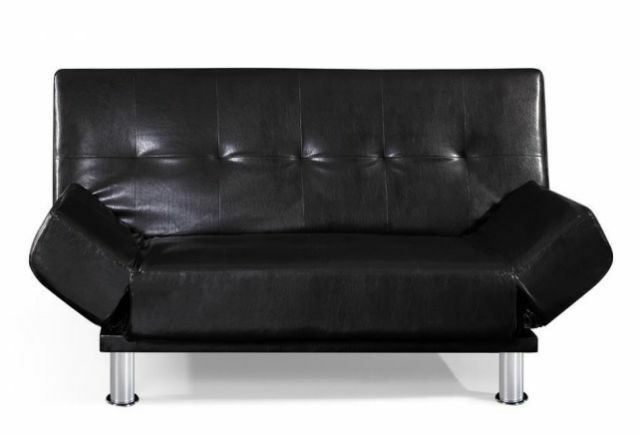 Sofa bed klick klack free delivery couches futons for Kijiji sectional sofa bed toronto