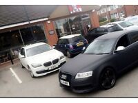 Audi A6 2011 s line Rs6 conversion a3 a5 BMW m3 Mercedes seat Leon fr skoda vrs part ex welcome