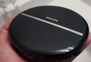 Philips EXP2546 Portable CD/Mp3 Player