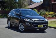 2009 Mazda CX-9 TB10A1 Luxury Black 6 Speed Sports Automatic Wagon Medindie Walkerville Area Preview