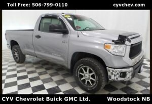 2016 Toyota Tundra SR Regular Cab 5.7L V8 - 8 Box