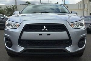 2013 Mitsubishi ASX XB MY13 2WD Silver 6 Speed Constant Variable Wagon Berrimah Darwin City Preview