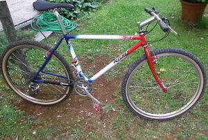 Looking for Ritchey mountain bike from 90's
