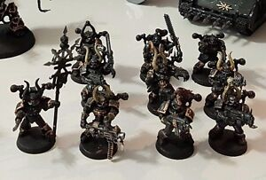Chaos Space Marines Warhammer