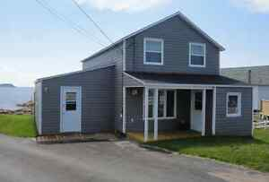 Dock Island Sojourn - Oceanside vacation rental in Fogo