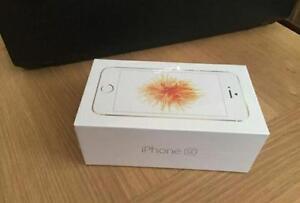 iPhone SE 16GB GOLD BRAND NEW , FACTORY UNLOCKED ( INTERNATIONAL )