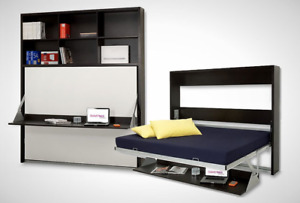 Murphy bed - DeskBed – TableBed-Space saving Furniture