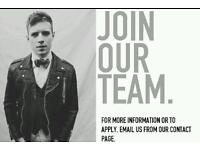 Experienced Stylists Required