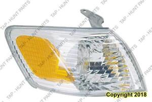 Side Marker Lamp Passenger Side High Quality Toyota Camry 2000-2001