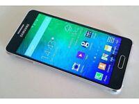 Samsung Galaxy A3 Unlocked Sim Free Smartphone BLACK