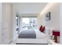 Stunning Newly Built Modern 1 Bedroom Apartment With 24 Hour Concierge Service. Located in Chelsea