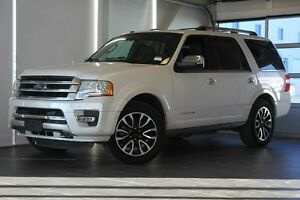 2015 Ford Expedition Platinum-Moon Roof-Nav-Power Running Boards