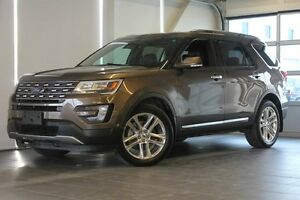 2016 Ford Explorer Limited-Adaptive Cruise Control-Active Park A