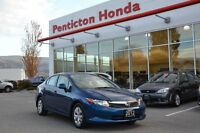 2012 Honda Civic LX Automatic